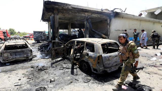 Afganistan | Doi morţi şi mai mulţi răniţi în urma unor explozii în Jalalabad