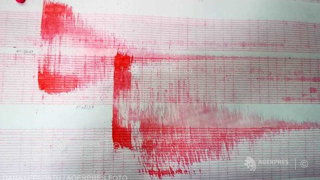 Seism cu magnitudinea 5,2 în apropiere de graniţa irakiană