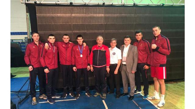 Victor Carapcevschi a stabilit, la Belgrad, un record în boxul moldovenesc