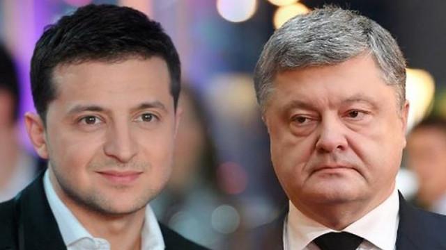 Poroşenko acceptă să participe la dezbaterea finală cu Zelenski, organizată pe Stadionul Olimpic din Kiev