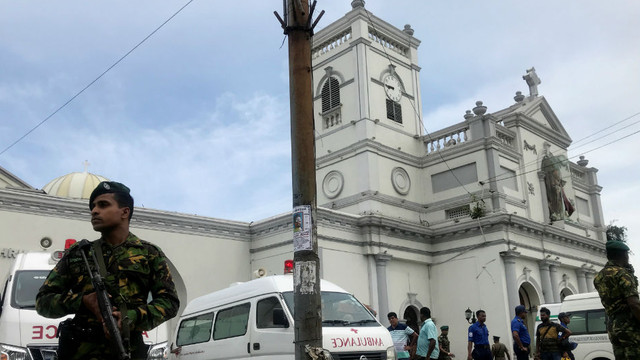 Masacru în Sri Lanka | Ambasada României nu a primit nicio notificare cu privire la români printre victimele din Colombo