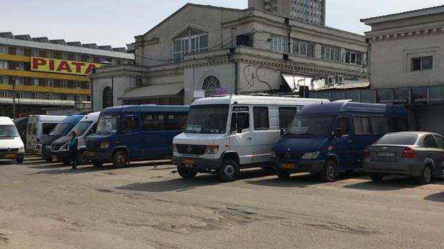 Transportatorii din preajma autogării centrale, verificați de INP și ANTA