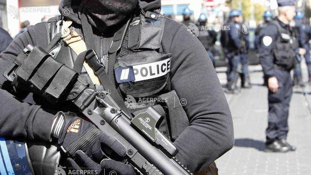 Franța | Atentat terorist împotriva unei școli, dejucat de poliție