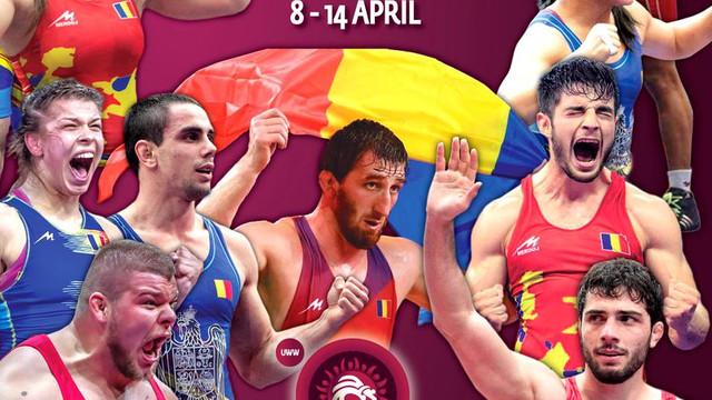 22 de luptători moldoveni vor participa la campionatele europene de la București