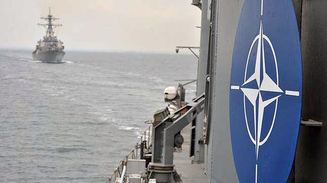 Nave militare NATO intră astăzi în portul Constanța. Alianța desfășoară manevre navale în Marea Neagră