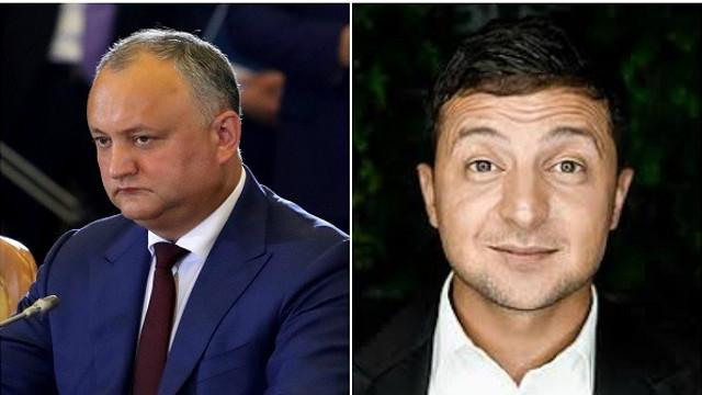 Președintele R.Moldova și noul președinte al Ucrainei se află într-o situație complicată, opinii
