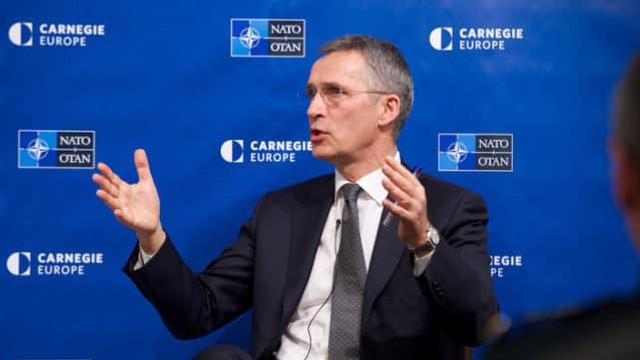 Secretarul general al NATO a susținut un discurs în fața Congresului SUA