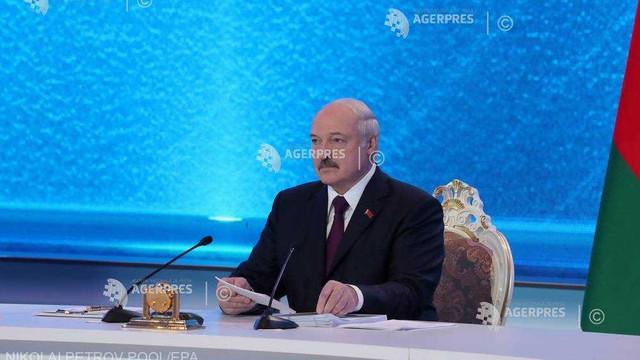 Belarus: Aleksandr Lukaşenko anunţă că alegerile prezidenţiale vor avea loc în 2020