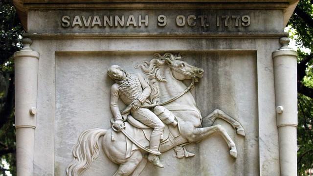 Generalul Pulaski, care a luptat alături de Washington în războiul de independență al SUA, ar fi fost femeie