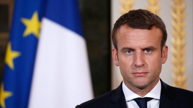 Decizia RADICALĂ luată de Emmanuel Macron, după incendiul de la Catedrala Notre-Dame