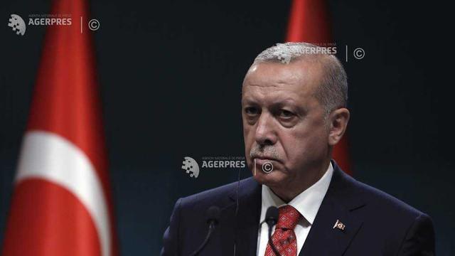 Turcia: Peste 30.000 de persoane sunt în detenție în legătură cu tentativa de puci din iulie 2016