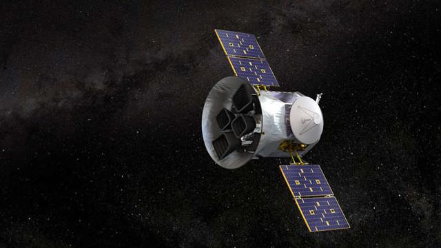 Satelitul TESS al NASA a descoperit o planetă cu dimensiuni similare Terrei