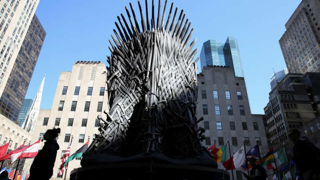Record de audienţă pentru ''Game of Thrones'' - 17,4 milioane de americani au urmărit debutul sezonului final