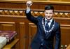Volodimir Zelenski, noul preşedinte al Ucrainei, anunţă că va dizolva Parlamentul de la Kiev