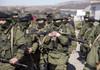 Militarii ruşi şi sirieni au desfăşurat exerciţii militare comune în provincia Al Quneitra, din Siria