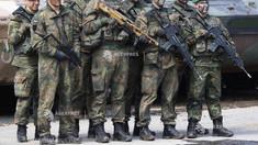 Guvernul german decide continuarea participării la misiunea NATO din Kosovo, KFOR, dar în format redus