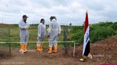 Crime ale Statului Islamic | ONU anchetează cu privire la 12 gropi comune în Irak