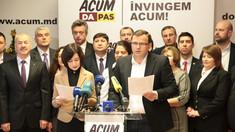 Blocul ACUM este gata să semneze un nou angajament public