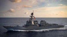 În plină criză cu Beijingul, Washingtonul trimite nave de război în largul Taiwanului