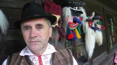 Dor de izvor | Paul Buța:  Am dus măștile mele prin toate capitalele europene, inclusiv la Carnavalul din Veneția