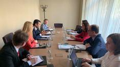 Cecilia Malmström | UE este dispusă să acorde în continuare asistența necesară pentru ca R.Moldova să implementeze Acordului de liber schimb