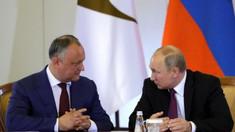 Igor Dodon se va întâlni săptămâna viitoare, din nou, cu Putin (TV8)