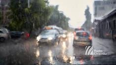 Ploile și instabilitatea atmosferică se vor menține în acest sfârșit de săptămână