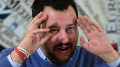 Matteo Salvini vrea pentru Italia un post de comisar european cu atribuţii în domeniul economic