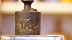 A intrat în vigoare noua definiţie mondială a kilogramului
