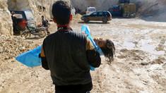 SUA a afirmat că încă strânge informaţii despre un posibil atac cu clor care ar fi avut loc în nordul Siriei