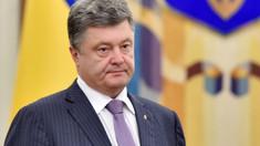 În Ucraina a fost deschis un dosar penal împotriva fostului preşedinte Petro Poroşenko privind trădarea de stat