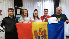 R.Moldova a cucerit patru medalii la Campionatul European de sambo