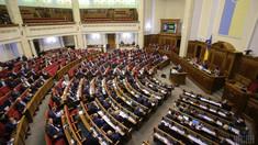SONDAJ | Peste 70% dintre ucraineni susţin dizolvarea Radei Supreme de la Kiev