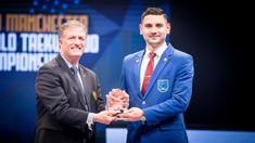 Ștefan Răileanu a fost ales cel mai bun arbitru al Mondialului de taekwondo