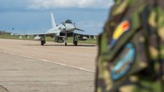 Exerciţiu militar multinaţional la Baza Aeriană Boboc, în România