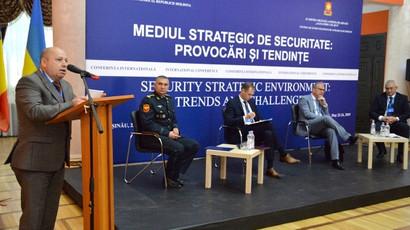 Daniel Ioniță: În actualul context internaţional trebuie să identificăm soluţii comune, care să asigure securitatea, stabilitatea şi prosperitatea cetăţenilor