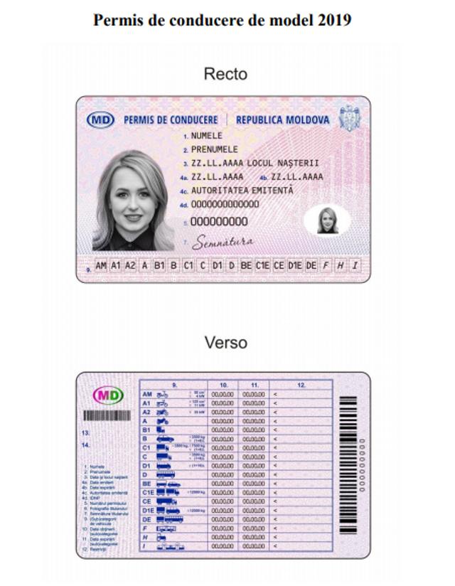 Se schimbă modelul permiselor de conducere. Cum vor arăta acestea începând din 2020