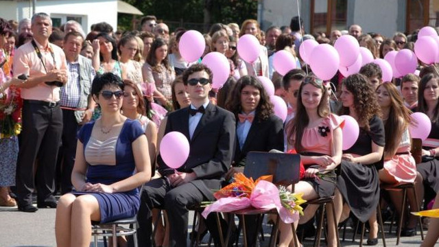 Se încheie anul academic pentru clasele absolvente