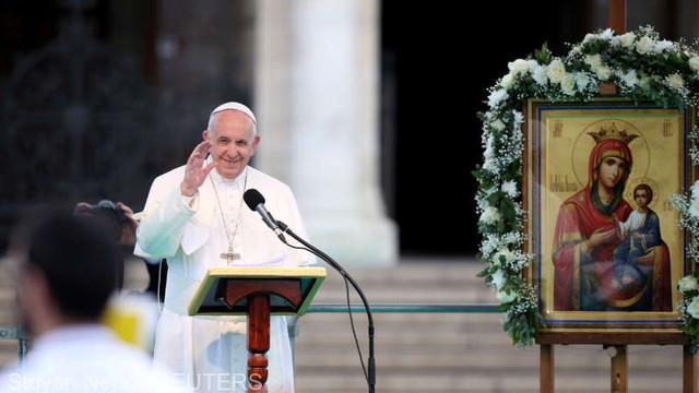 Papa Francisc, în Bulgaria: Imigraţia şi natalitatea scăzută au creat o ''Cortină de Gheaţă'' în Europa