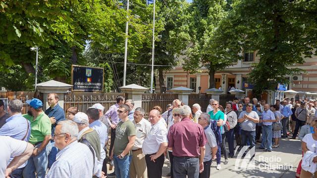 Anatol Țăranu: Numărul mare de cetățeni ai R.Moldova care au votat la europarlamentare este un semnal adresat și claselor politice naționale