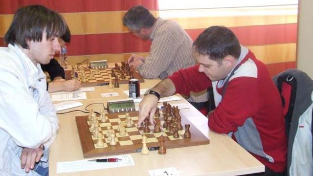 """Lucian-Costin Miron a câștigat memorialul """"Veaceslav Cebanenco"""" la șah"""