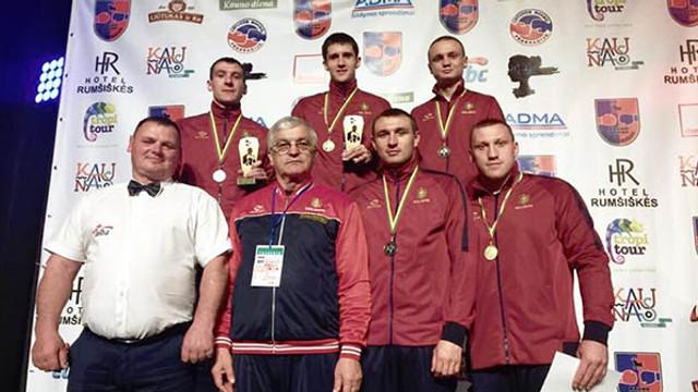 Două medalii de aur, două de argint și una de bronz, cucerite de boxerii moldoveni la turneul din Kaunas