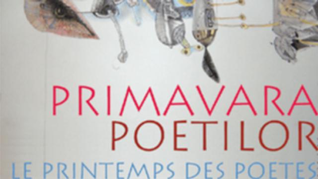 """Festivalul Internațional """"Primavara Europeană a Poeților"""