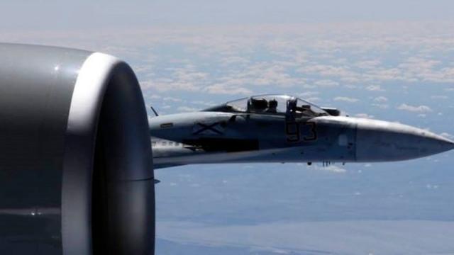 Forțele aeriene britanice au interceptat avioane ruse în zona Mării Baltice de două ori în 48 de ore