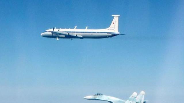 Trei avioane militare rusești, interceptate de Marea Britanie deasupra Mării Baltice/ Al doilea incident din ultimele 48 de ore