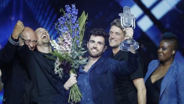 Trofeul Eurovision 2019 de la Tel Aviv i-a revenit olandezului Duncan Laurence