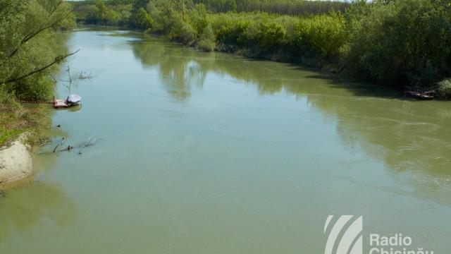 Nivelul apei în Prut va crește cu circa 2 metri pe sectorul Costeşti - Ungheni