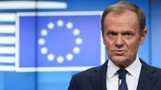 Preşedintele Consiliului European propune adoptarea