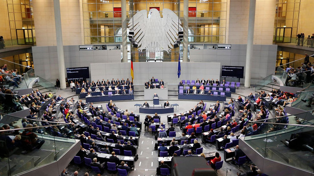 Oportunitate pentru tineri   Stagiu de practică în Bundestagul German, cu bursă și cazare gratuită în Berlin