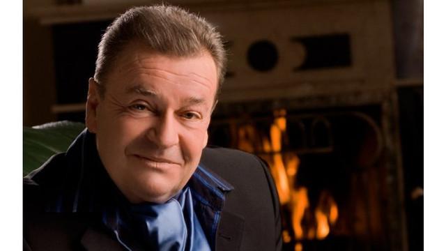 Cântărețul Ștefan Petrache își sărbătorește cea de-a 70-a aniversare